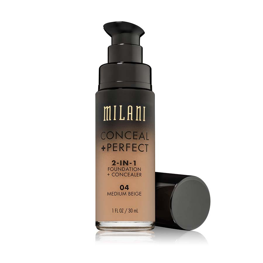 CONCEAL + PERFECT 2 IN 1 FOUNDATION CONCEALER #04