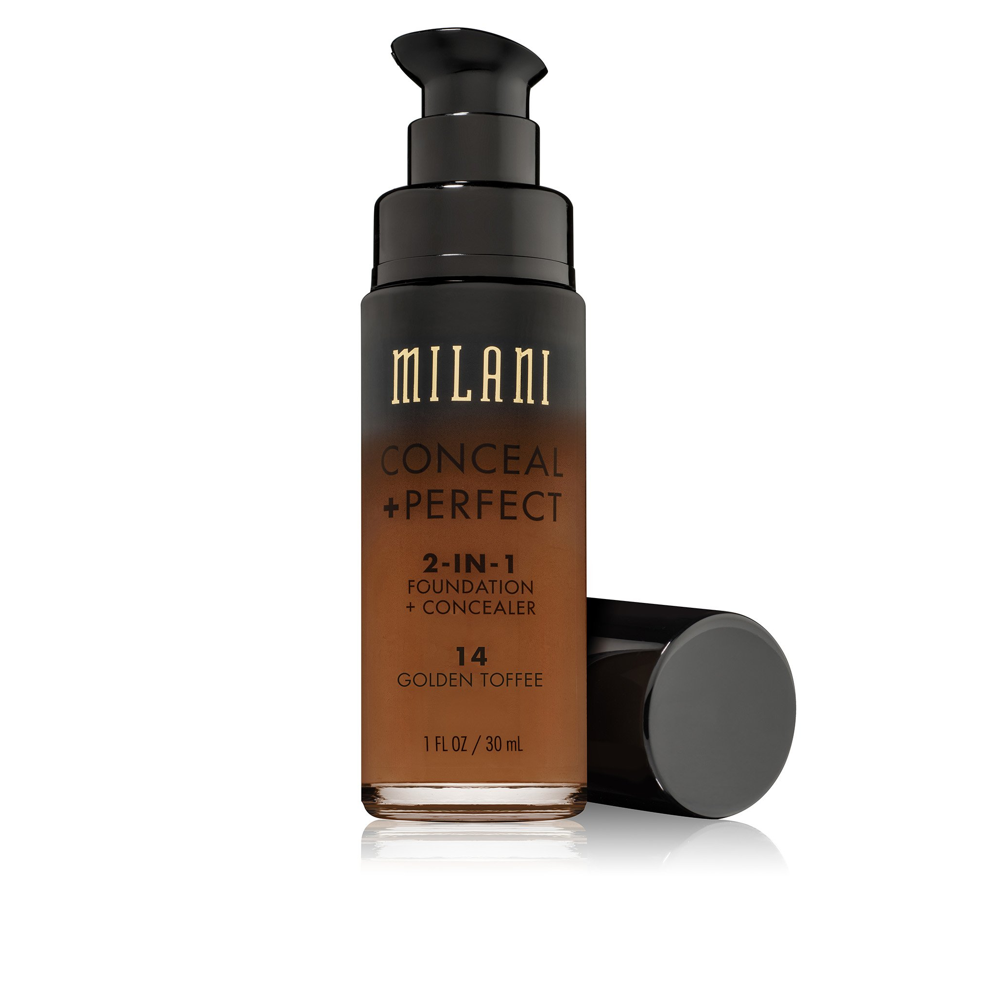 CONCEAL + PERFECT 2 IN 1 FOUNDATION CONCEALER #14