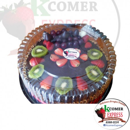 Torta Ganach
