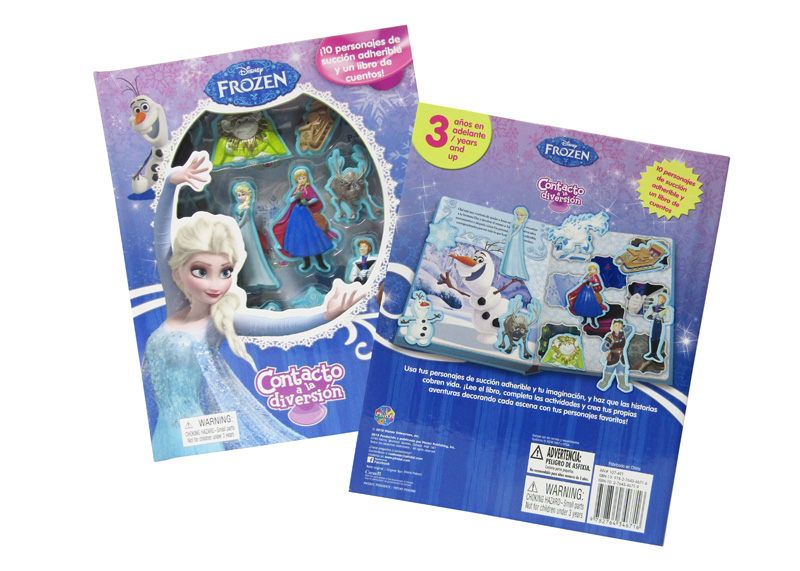 DIVERTI LIBROS DISNEY FROZEN
