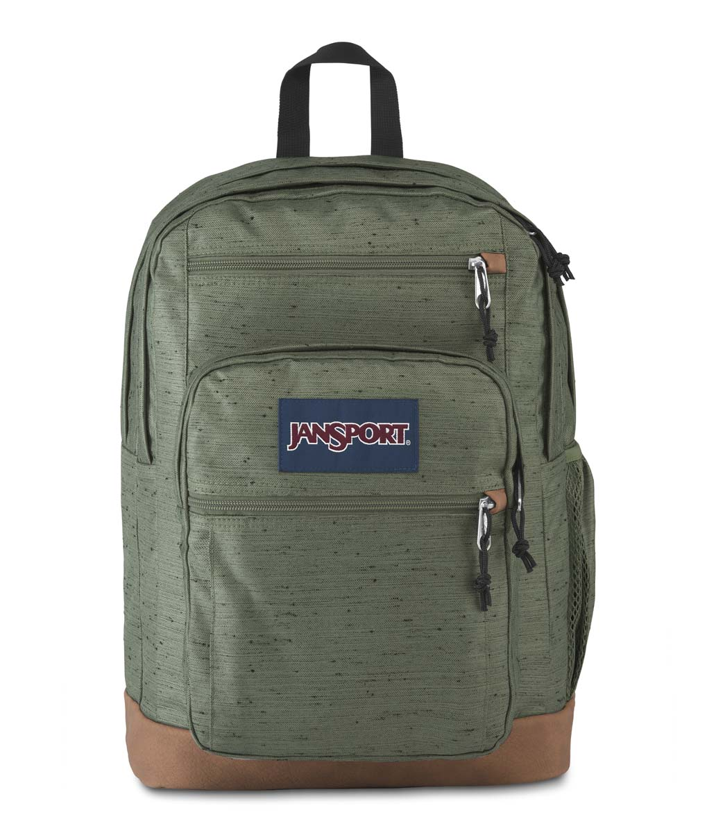 MOCHILA P/LAPTOP COOL STUDENT MUTED GREEN PLAIN WEAVE