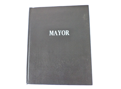 LIBRO MAYOR 200 PAG.
