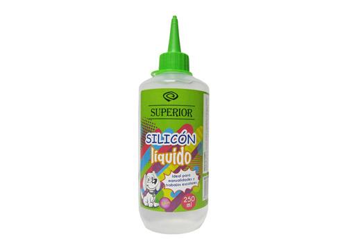 GOMA DE SILICON LIQUIDO 500 ml