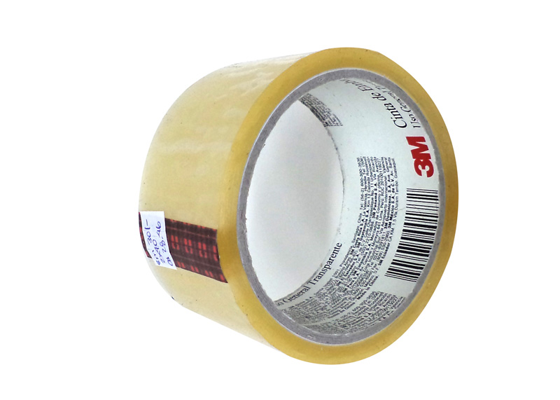 "TAPE INDUSTRIAL 2""X 40mts TRANSPARENTE"