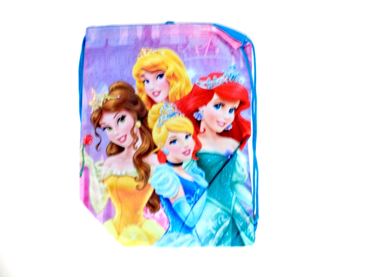 BOLSO GYM DISNEY PRINCESAS
