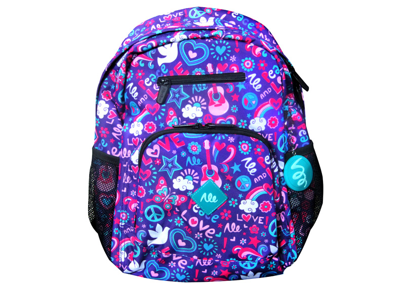 "MOCHILA 15.5"" FOREVERYOUNG PEACE"