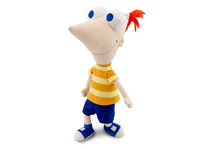 PELUCHE PHINEAS 24""
