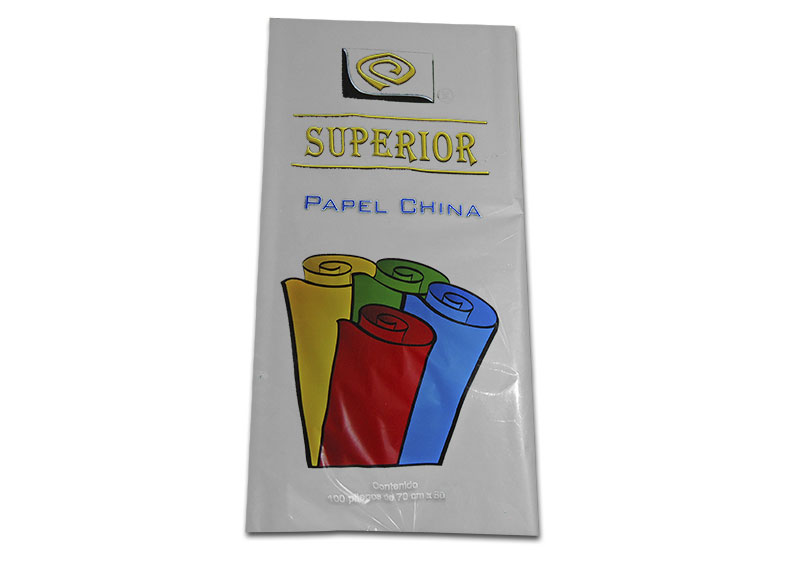 PAPEL CHINA UND BLANCO