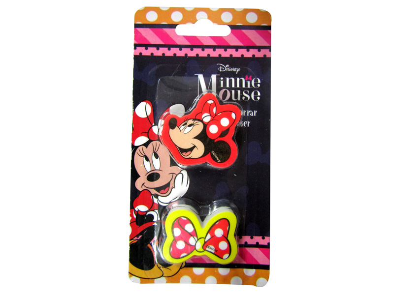 BORRADOR MINNIE (PACK-2)