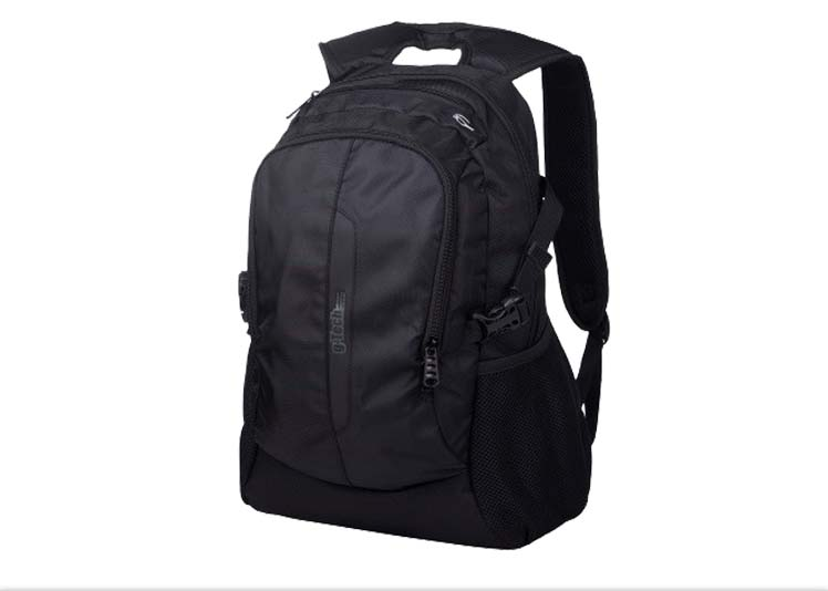 MOCHILA P/LAPTOP JASON PACK BLACK
