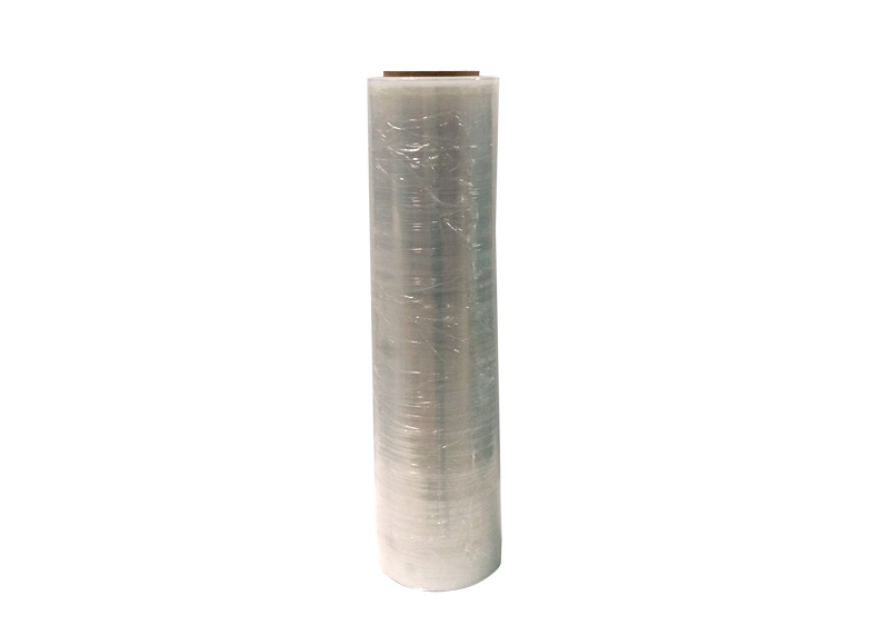 "ROLLO PLASTICO EMPALETIZADOR 18""x 1200 pies 15 micrones calibre 60 2.2 kg PALETIZANTE"