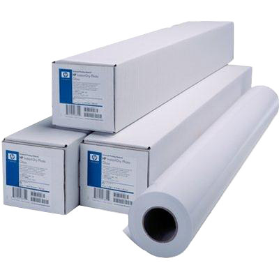 "PAPEL BOND ROLLO P/PLOTTER 24"" x 150 pies (50mts) 75grs"