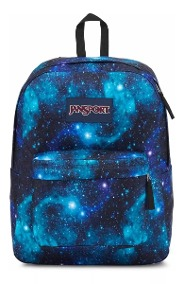 MOCHILA ESCOLAR CITY SCOUT GALAXY
