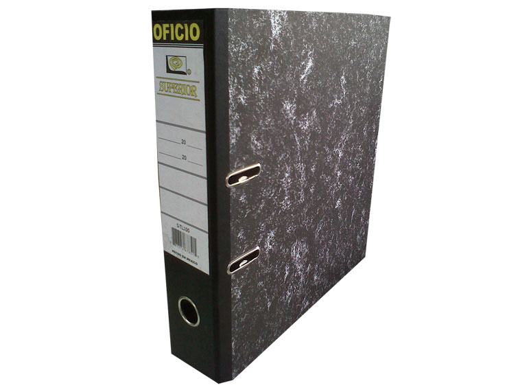 BINDER DE ARCHIVO DE PALANCA LEGAL SIN INDICE T/835
