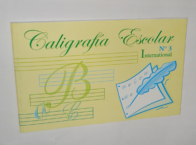 "CALIGRAFIA No.""3"""