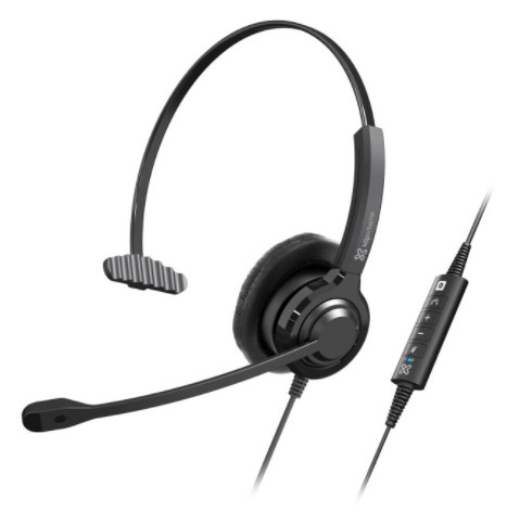 AUDIFONOS-MICROF VOXPRO 3.5MM-USB BUSINESS