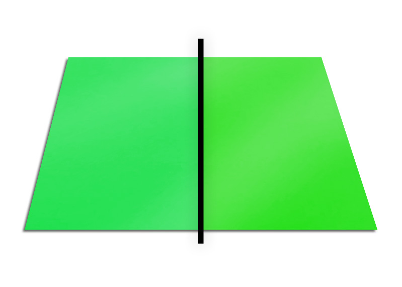 CARTULINA FLASH VERDE LIMON/VERDE 50X65CM 180GR REFLECT