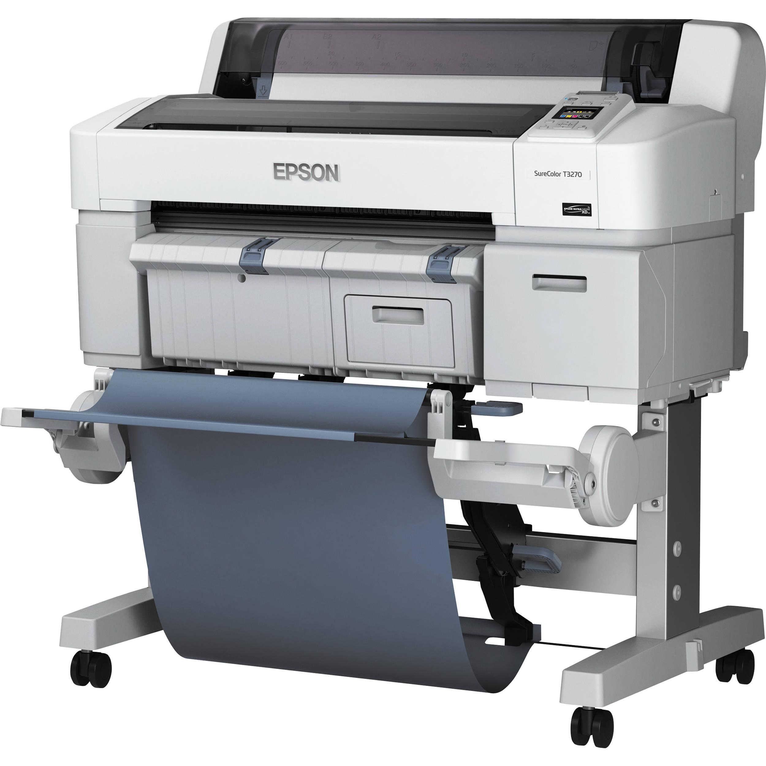 "IMPRESORA EPSON SURE COLOR LARGO FORMATO 24"" T3270 PLOTTER"