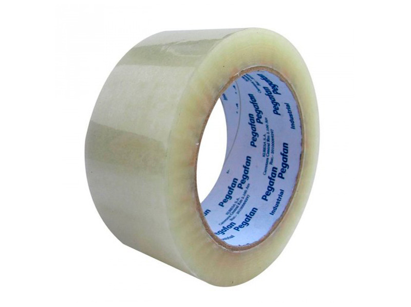 "TAPE INDUSTRIAL 2"" x 110 TRANSPARENTE (740) SUPER ADHESIVO"