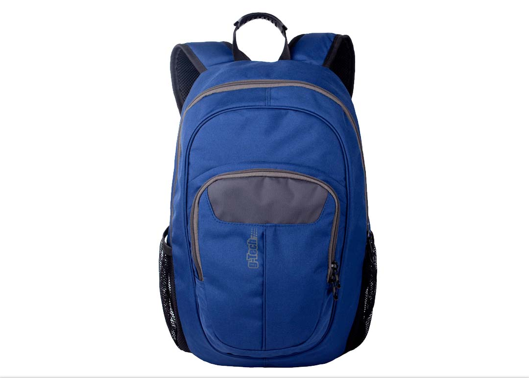 MOCHILA P/LAPTOP JEFFREY NAVY