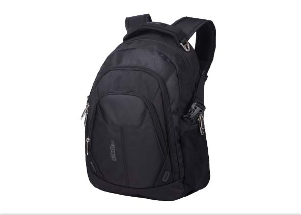 MOCHILA P/LAPTOP LUIS PACK BLACK