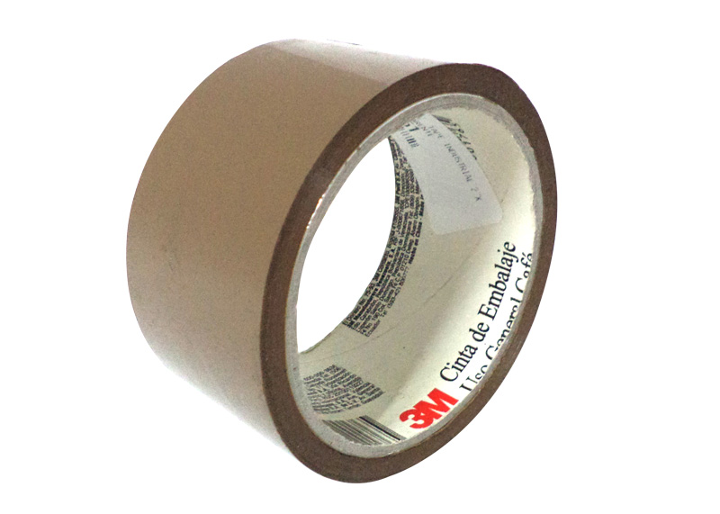 "TAPE INDUSTRIAL 2"" x 40yds CAFE CP004004026"