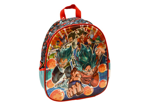 MOCHILA 13 PLG EVA DRAGON BALL SUPER