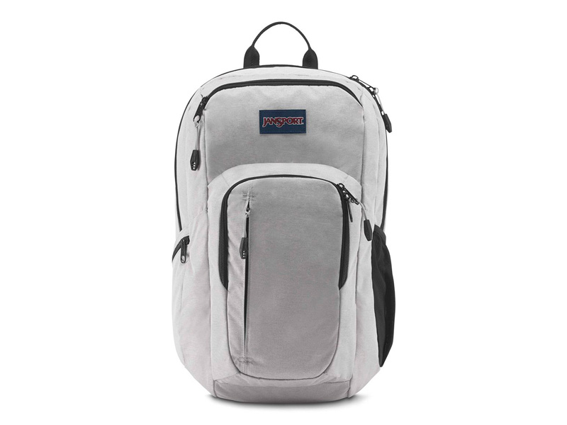 MOCHILA PL RECRUIT GREY HEATHERED POLY