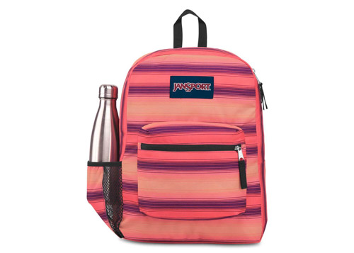 MOCHILA CROSS TOWN SUNSET STRIPE
