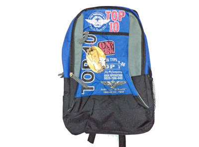 MOCHILA TOP 10 42X30X14cm CON 4 DEPOSITOS ONE ESPECIAL AVIATOR