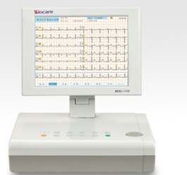Electrocardiógrafo 12 canales ECG-1230