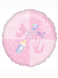 Globo It's a girl!