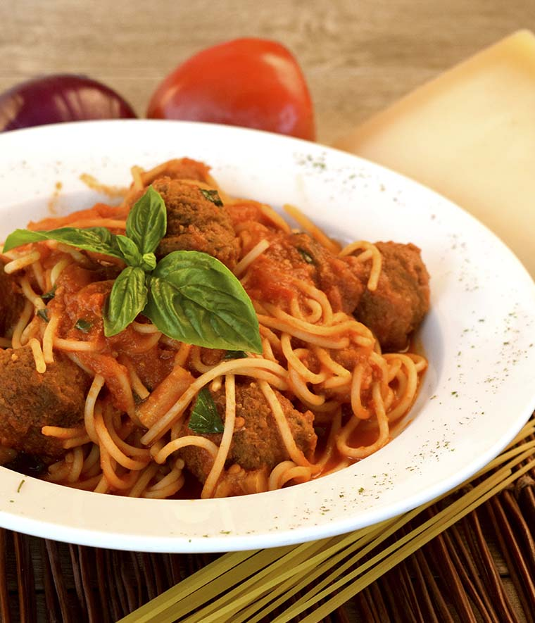 Img. Spaghetti Polpettine