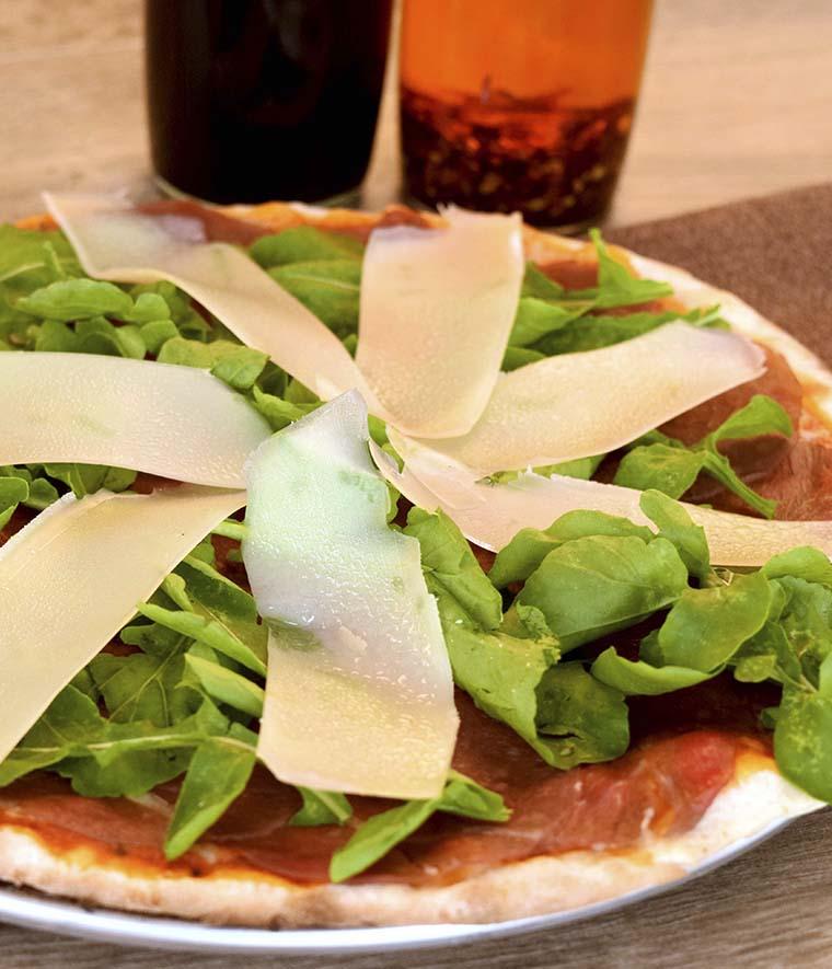 Img. Pizza Carpaccio