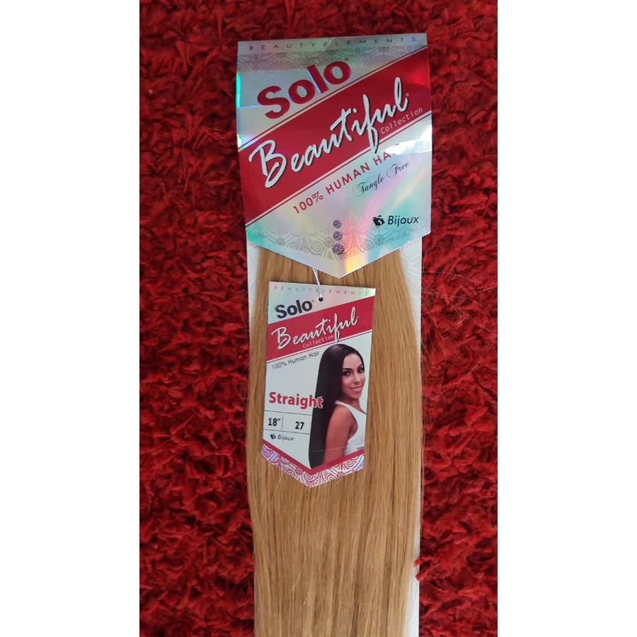 Extension de cabello Solo Beautiful collection lisa 20