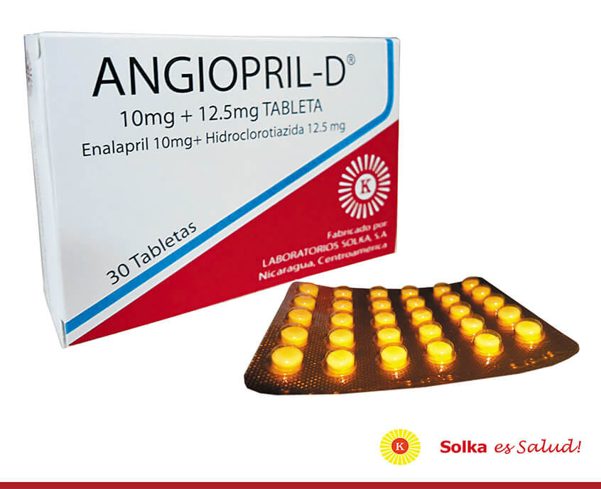 Angiopril-D