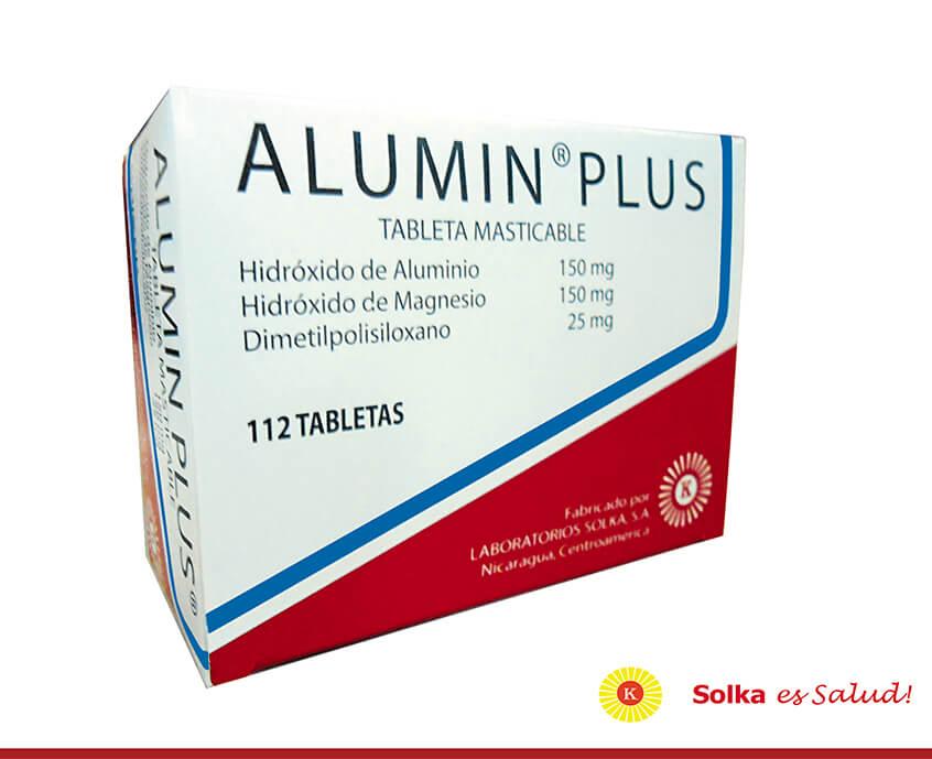 Alumin Plus Tableta