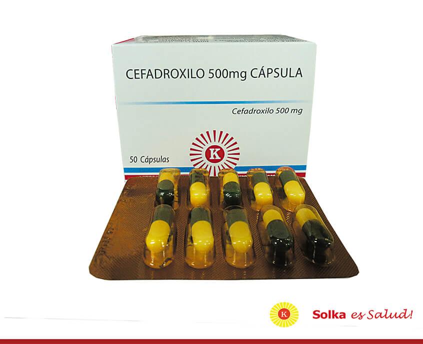 Cefadroxilo
