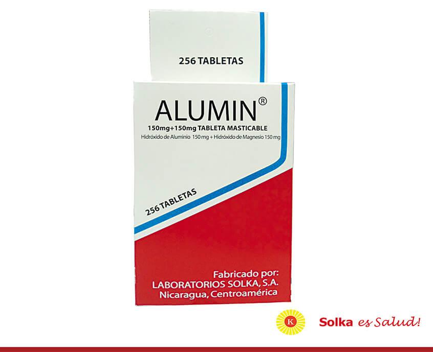 Alumin Tableta
