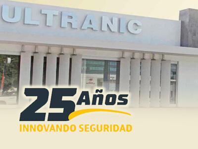 25 Años integrando soluciones de seguridad