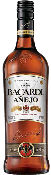 BACARDI CARTA DE ORO REGULAR