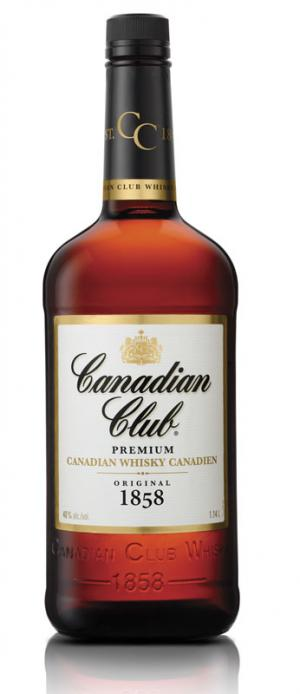 CANADIAN CLUB LITRO