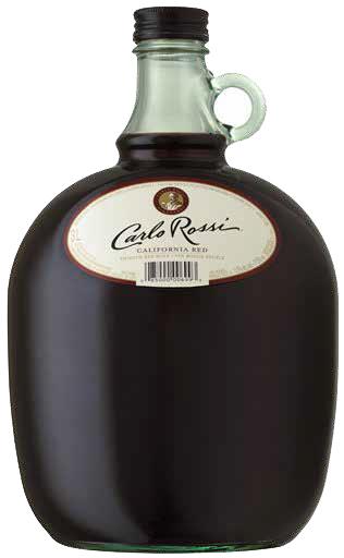 CARLOS ROSSI RED REG.
