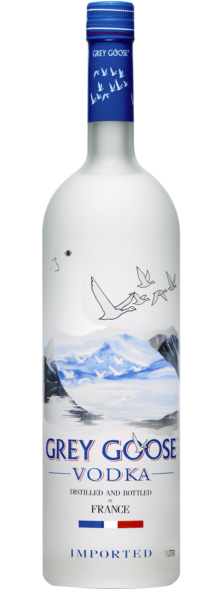 GREY GOOSE 375 ML.