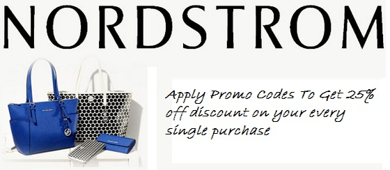 Nordstrom printable discount coupons