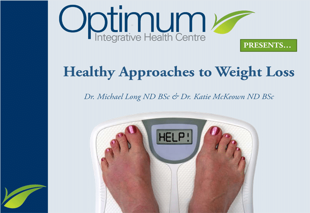 Healthy Weight Loss - Optimum Integrative