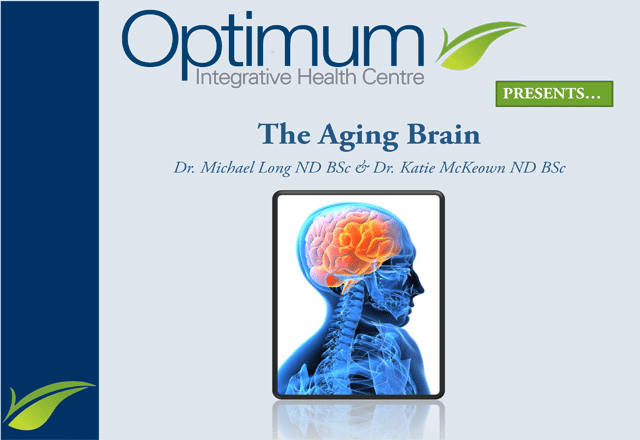 Natural Treatment for Aging - Optimum Integrative