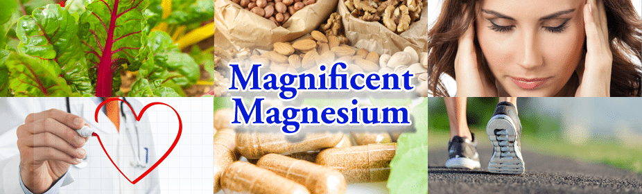 Magnesium Part I: Magnesium Pharmacology