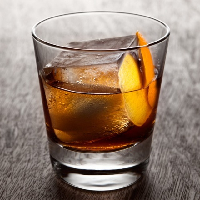 Scotch Old Fashion Recipe