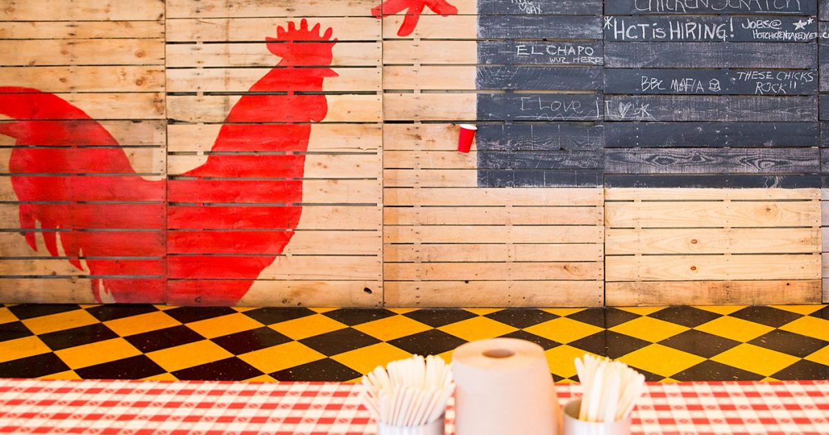 On The Grid Hot Chicken Takeover